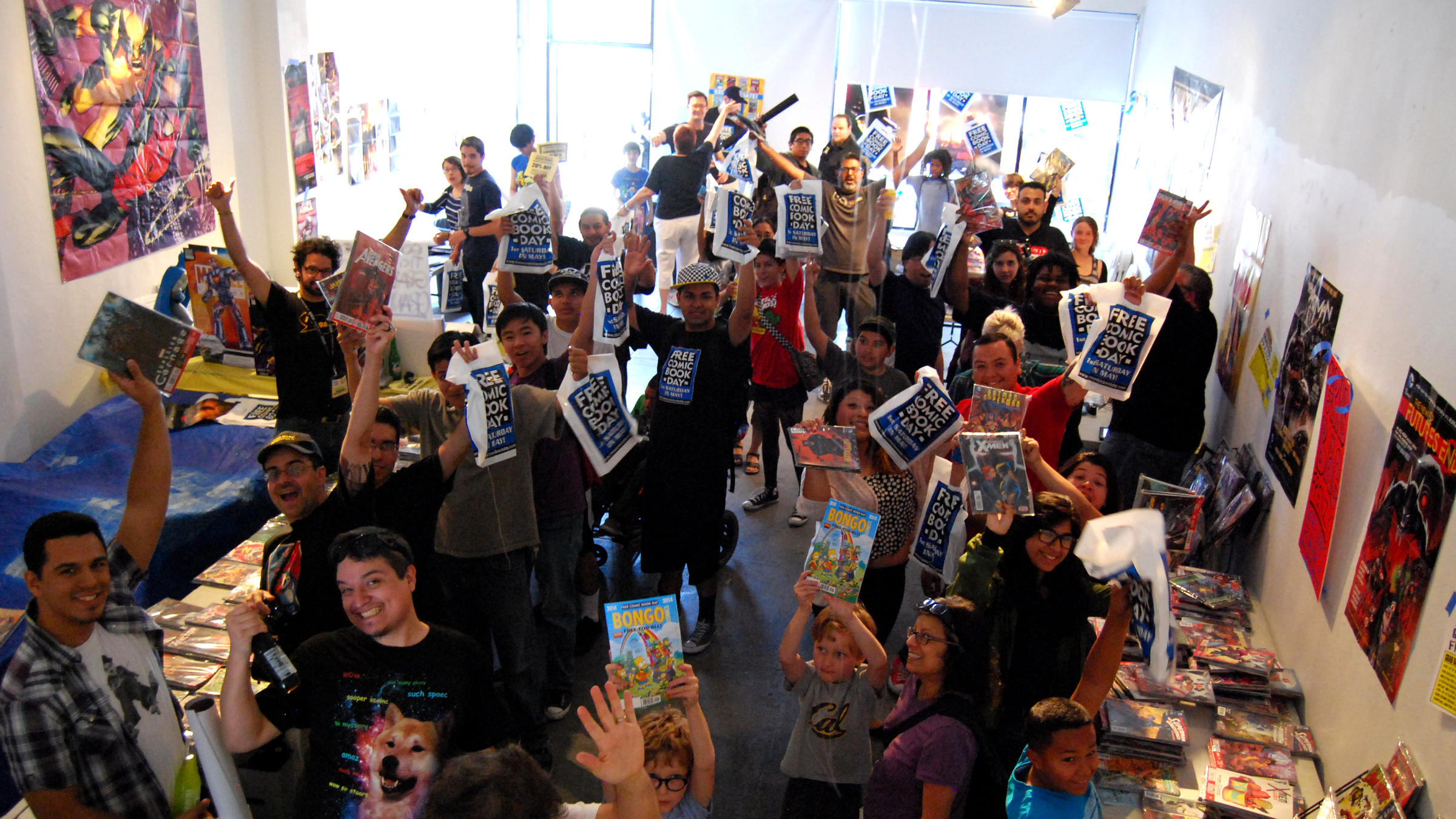 A Guide To Free Comic Book Day 2017 The Dont Misses And The Near