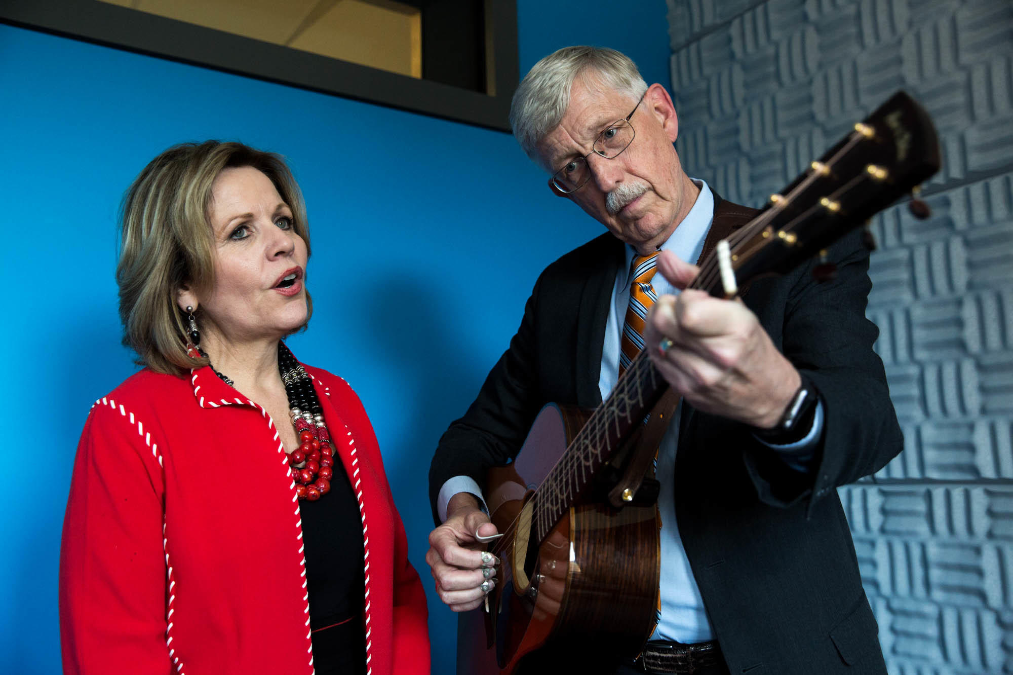 The Soprano And The Scientist A Conversation About Music And