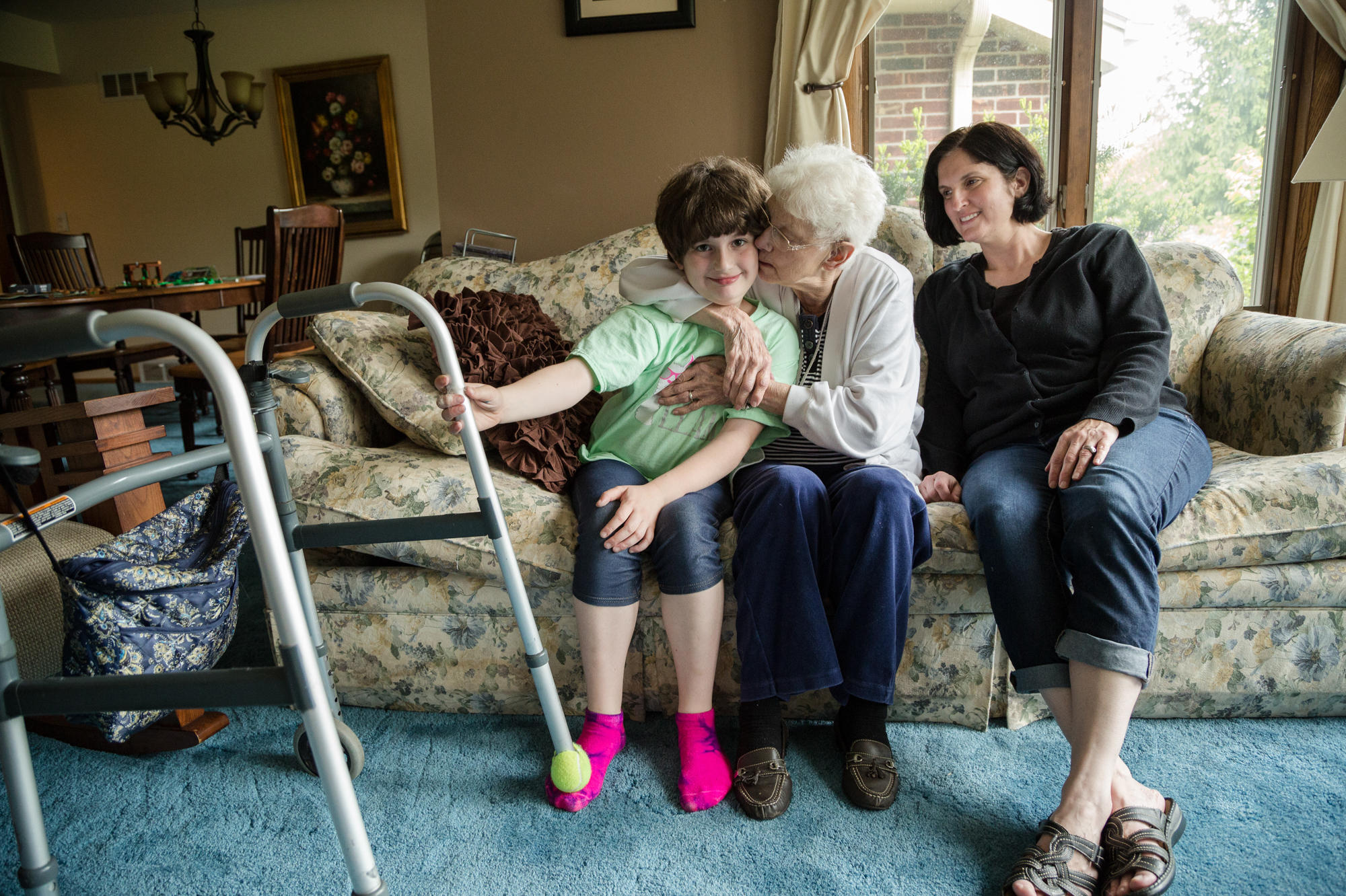 Wisconsin Family Stays Together With Help From Medicaid
