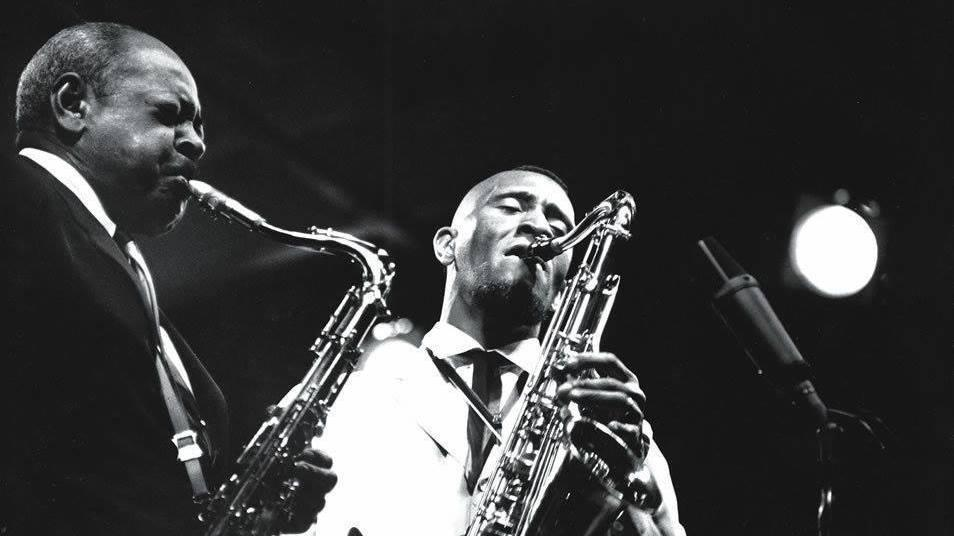 After 7 Decades Sonny Rollins Can T Get Music Off His