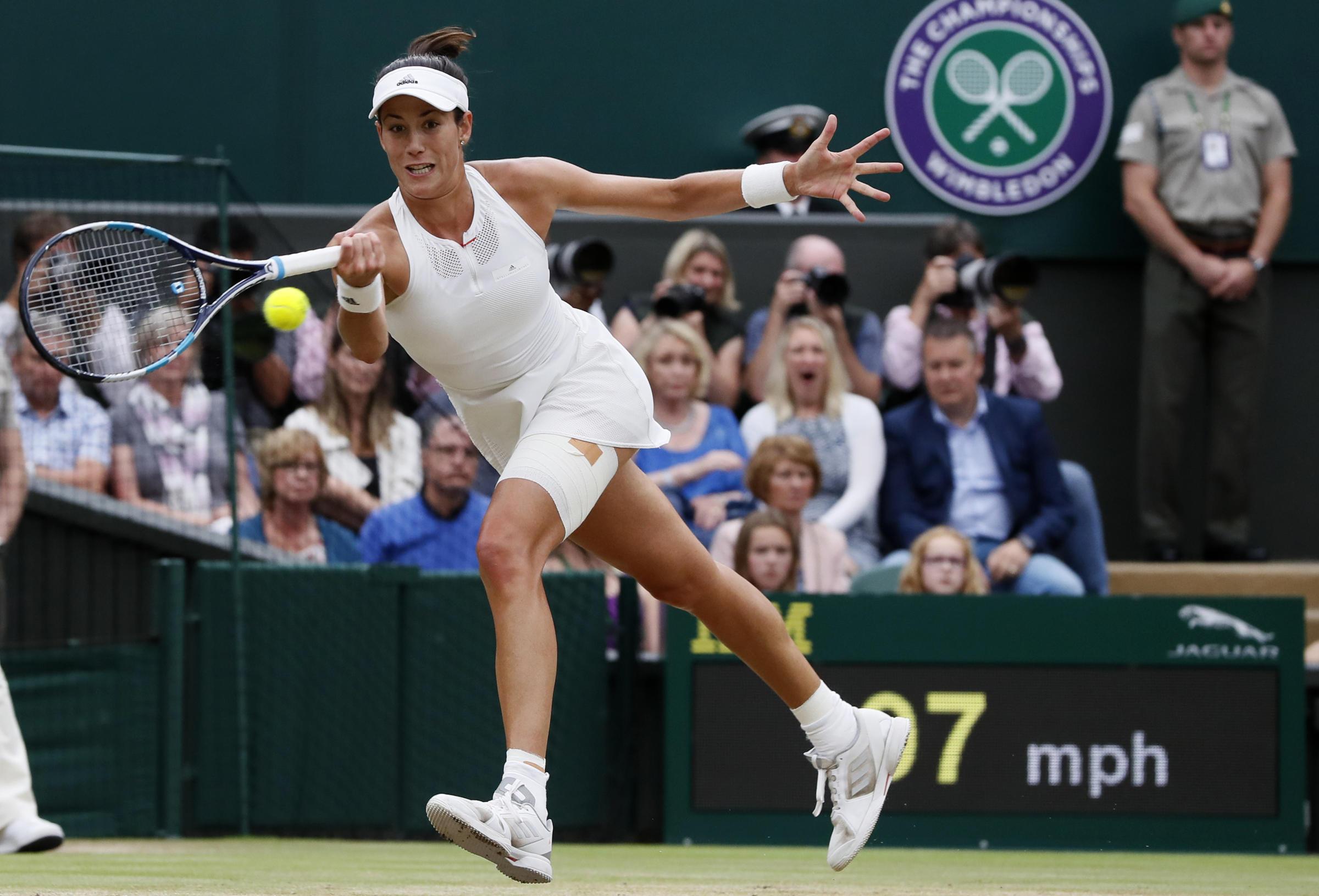 Garbine Muguruza 2 Grand Slam singles titles