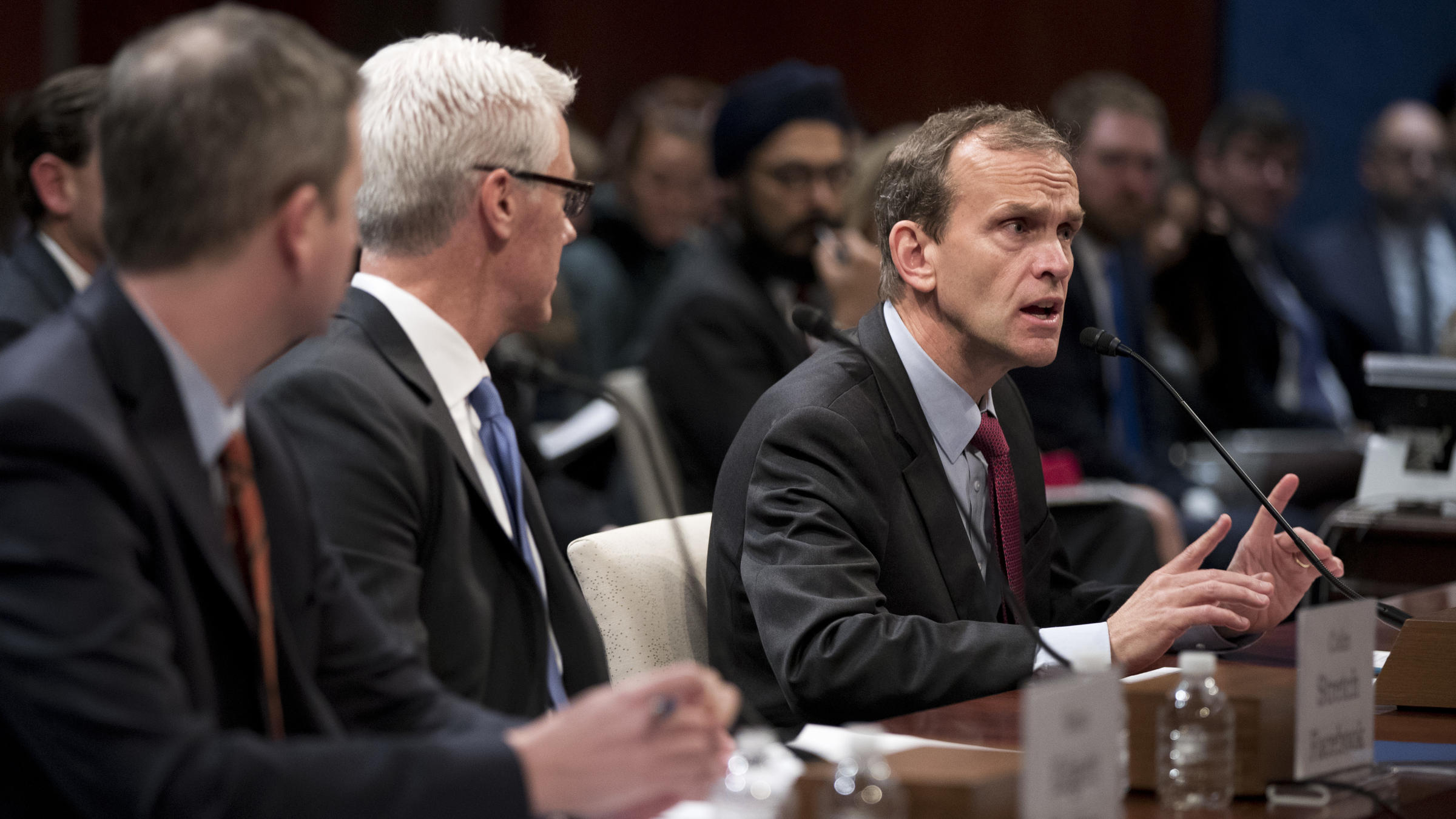 Tough Questions, Hours Of Hearings But No Silver Bullet On Russian