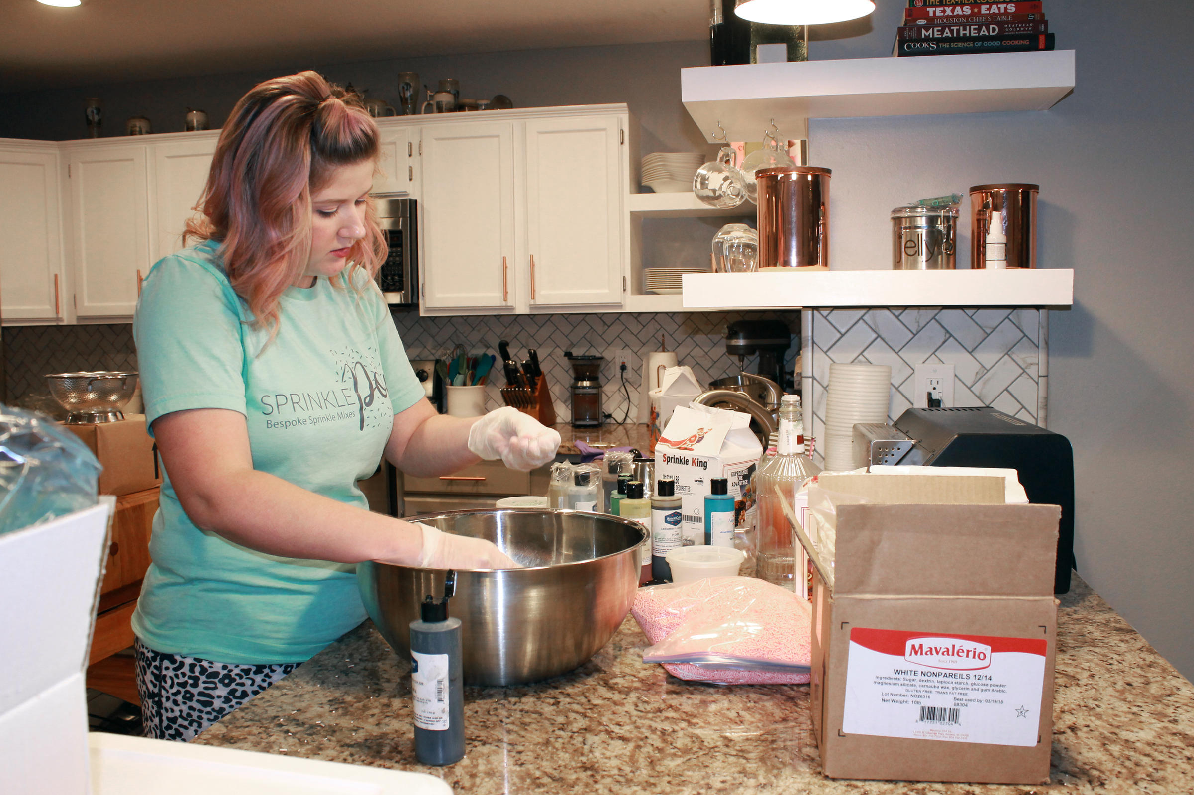 Gourmet Sprinkles Make Sweets And Other Treats Sparkle | WPSU