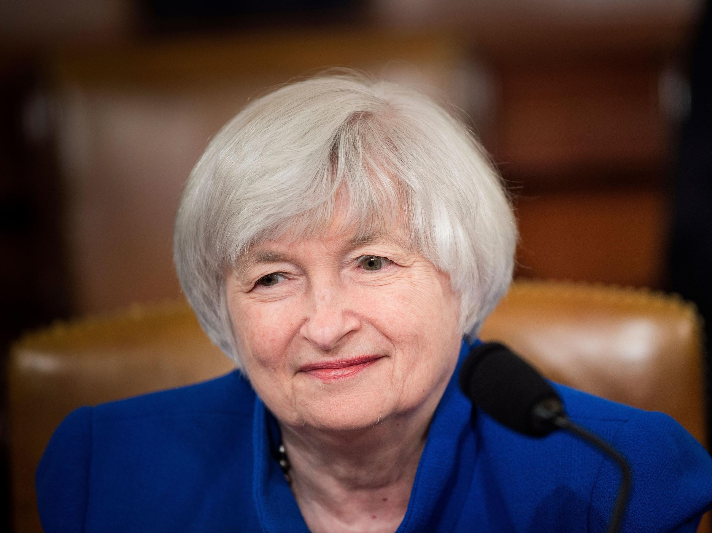 janet yellen - photo #18