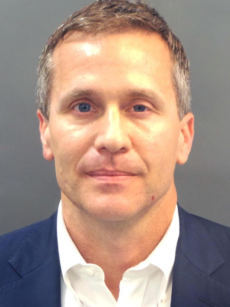 Case Against Missouri Gov  Eric Greitens Can Proceed, Judge