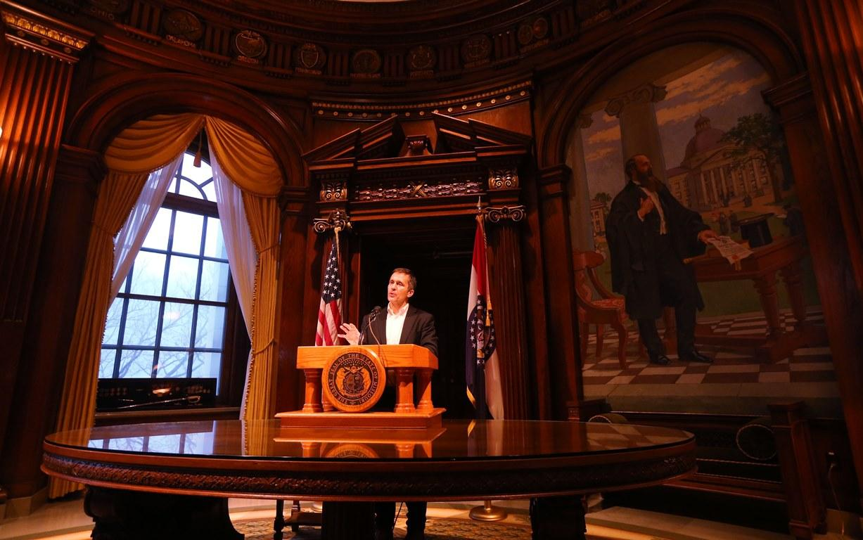 Special House Committee Investigating Governor Greitens Issues Addendum to Its Report