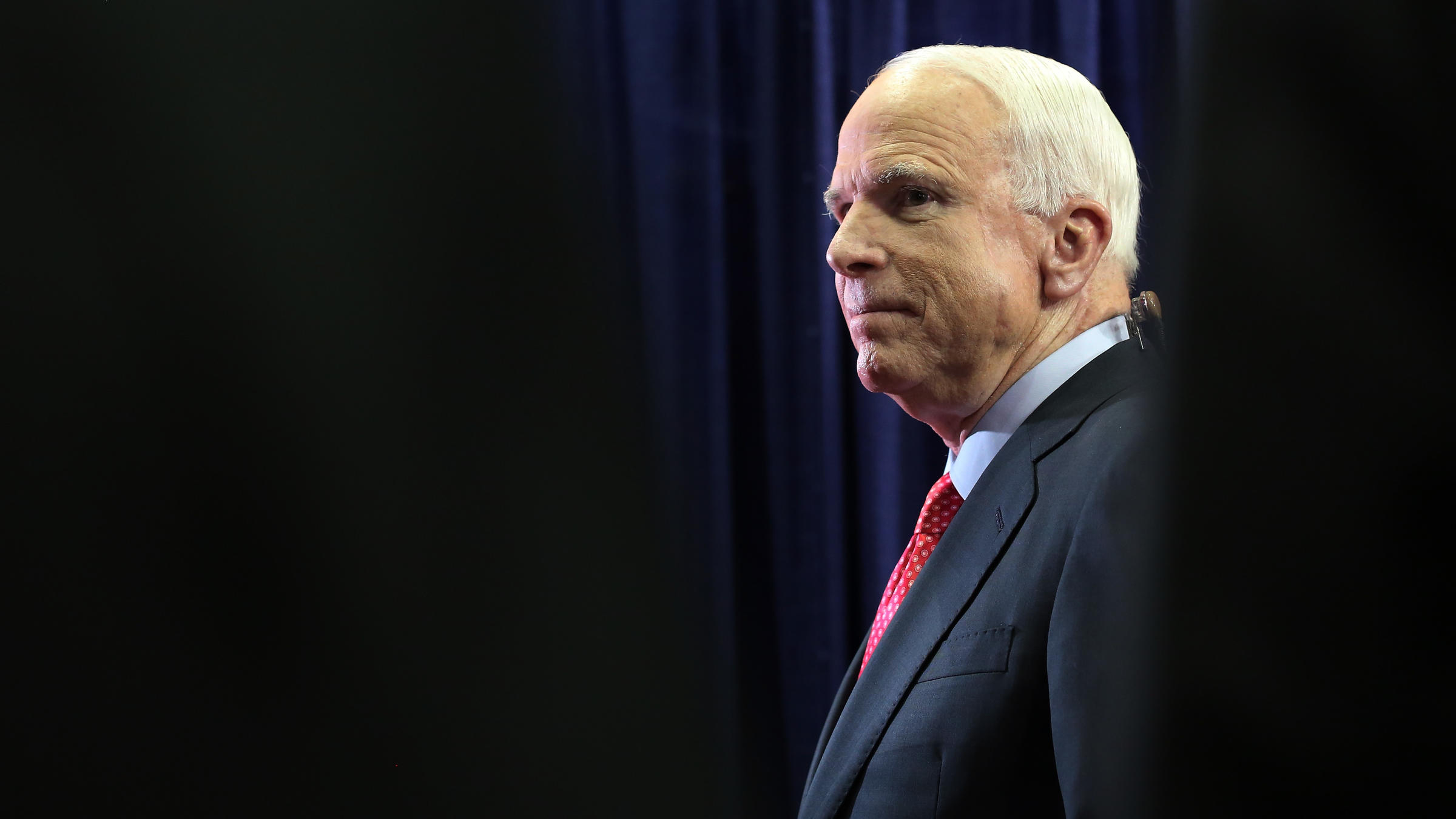 John McCain Accuses Donald Trump