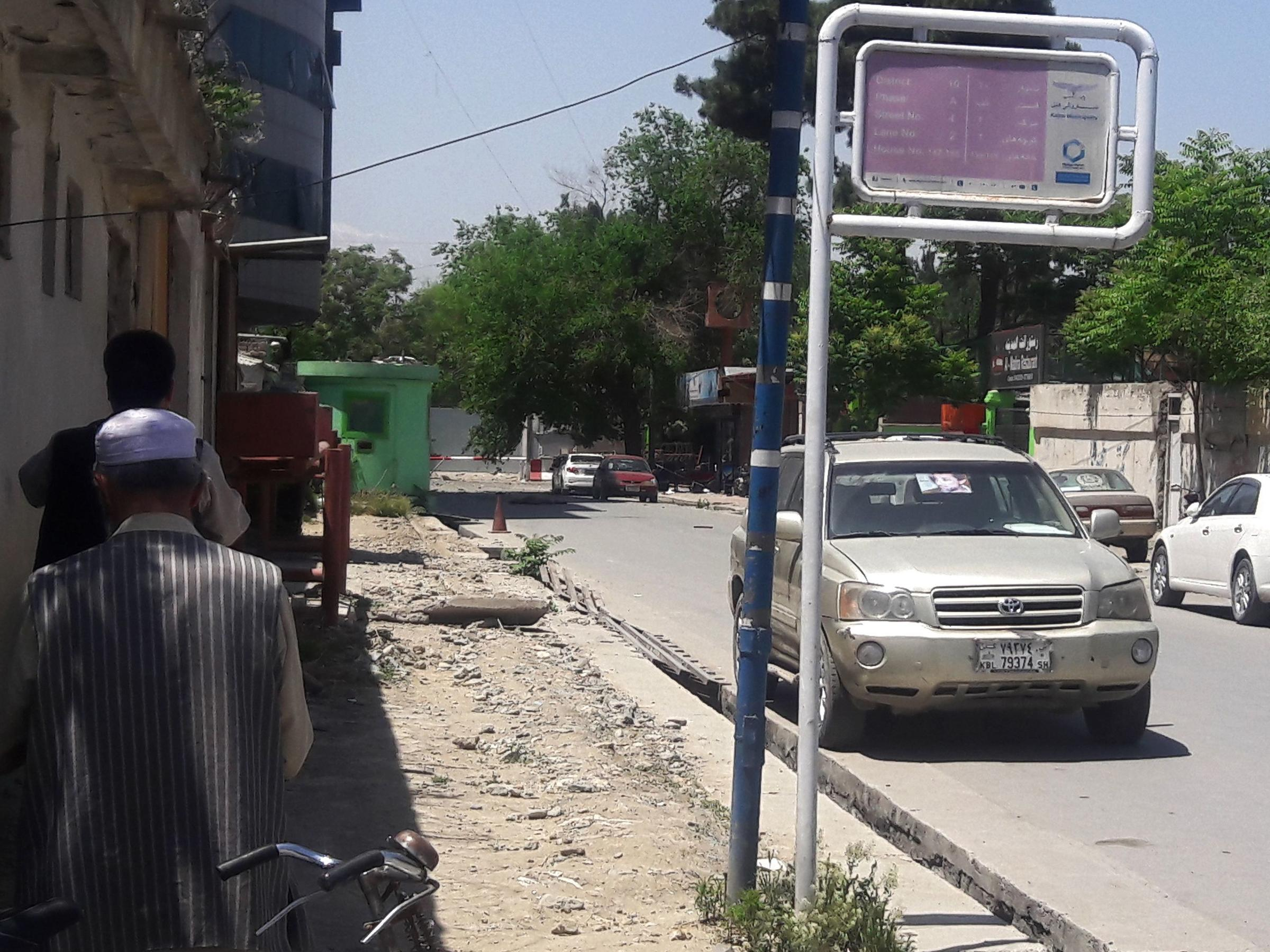 Gunmen Strike in Kabul, and More Rural Districts Fall to Taliban
