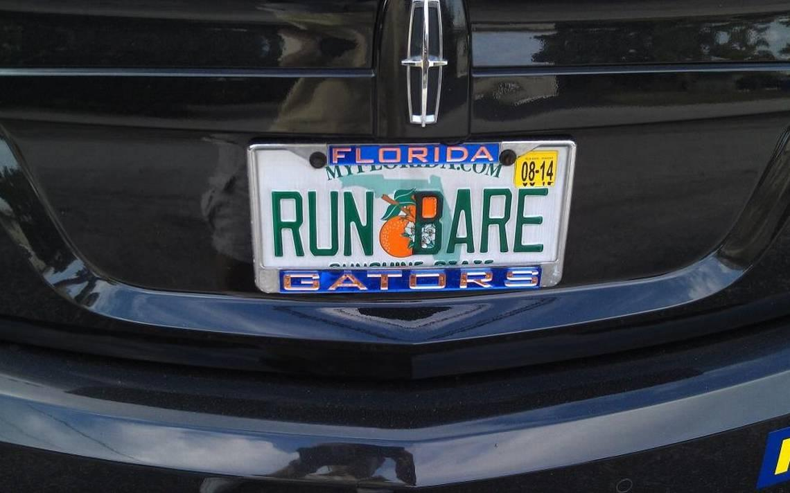 License Law The That Fancy Get Frame Plate In Can Wjct News Trouble With You Florida