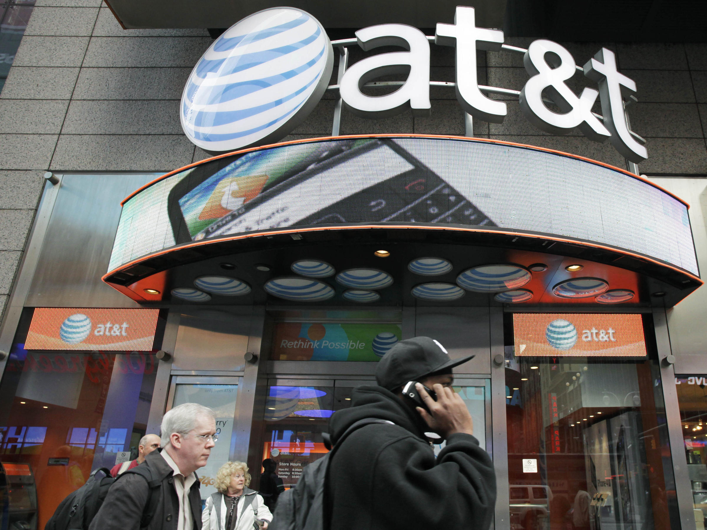 Based AT&T calls hiring of Michael Cohen a
