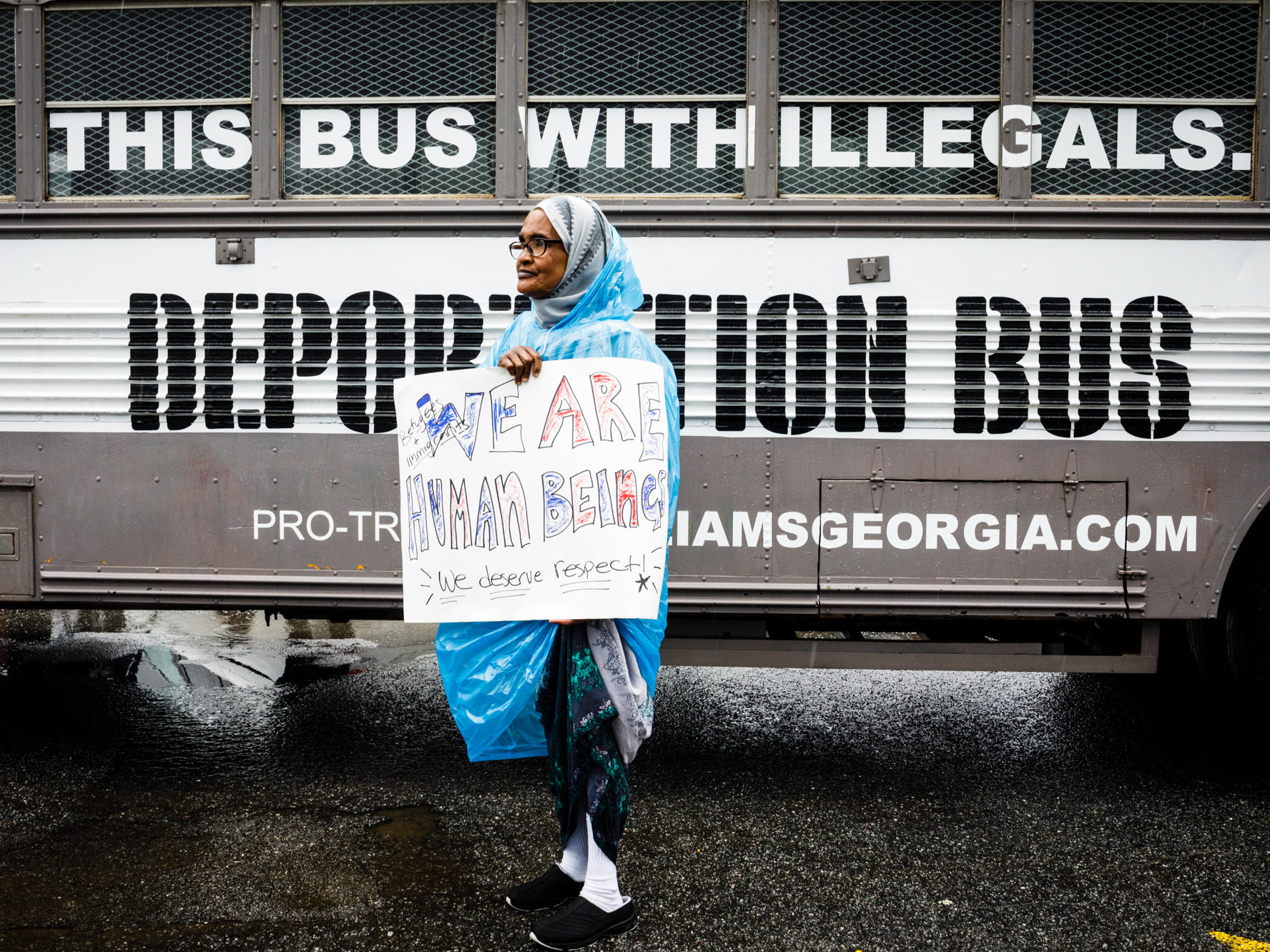 Ga. Senator, Gov. candidate says he's starting 'Deportation Bus' tour for 'illegals'
