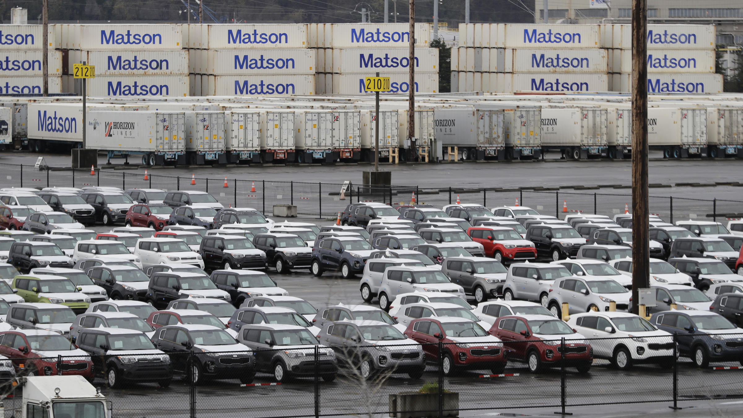 Trump is reportedly considering a plan to slap tariffs on imported cars