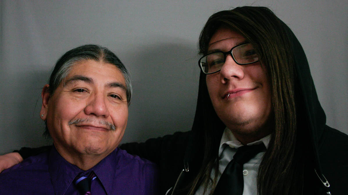 thompson williams 61 and his son kiamichi tet williams 27 recall a memorable christmas during their storycorps interview in 2014 - Best Christmas Gift 2014