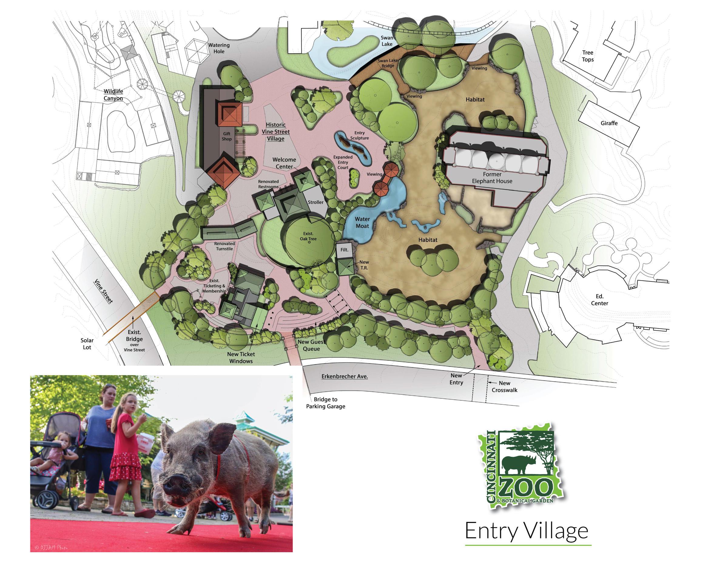 Australia Exhibit New Elephant Yard Coming To Cincinnati