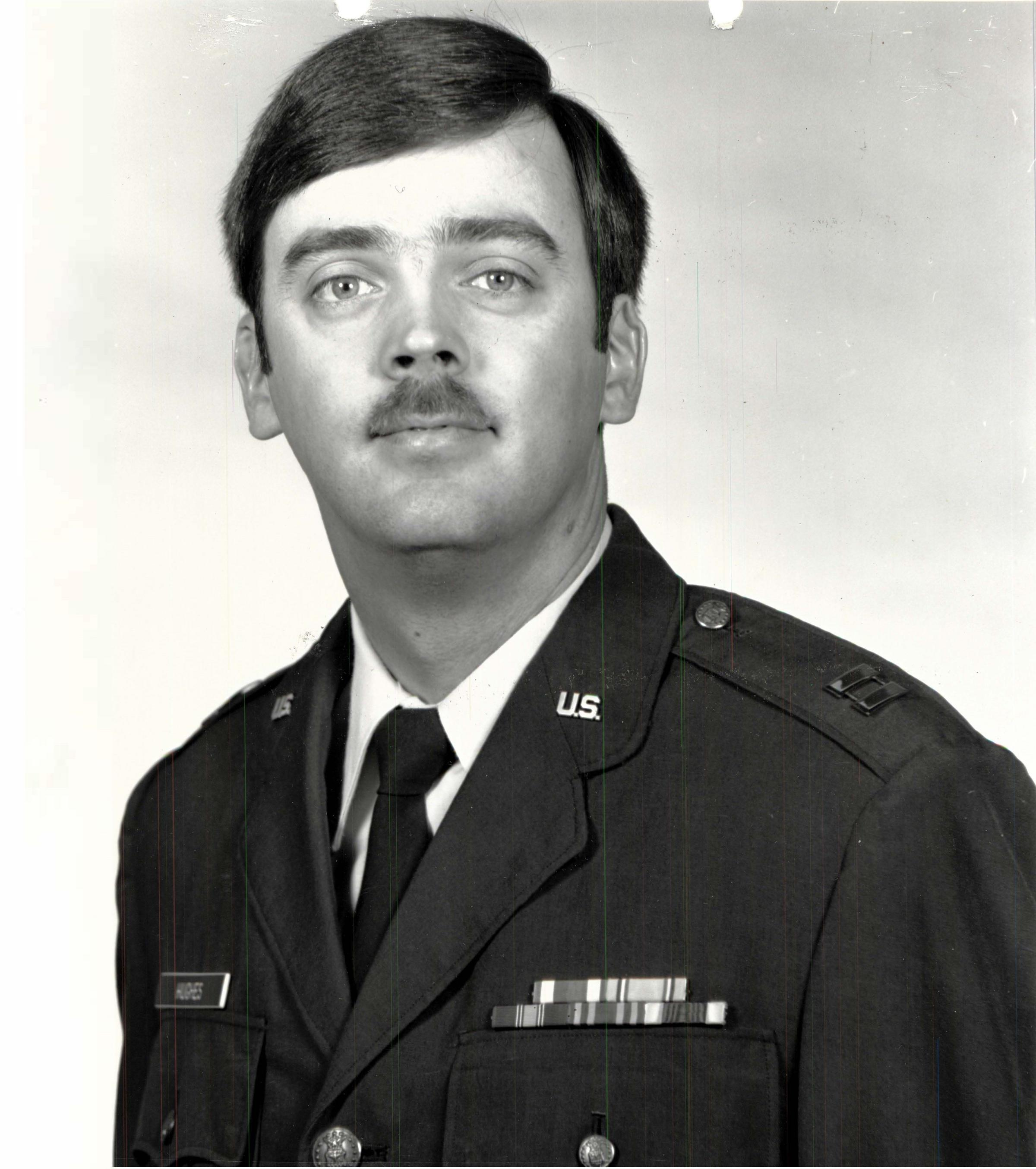 william howard hughes jr was formally declared a deserter by the air force