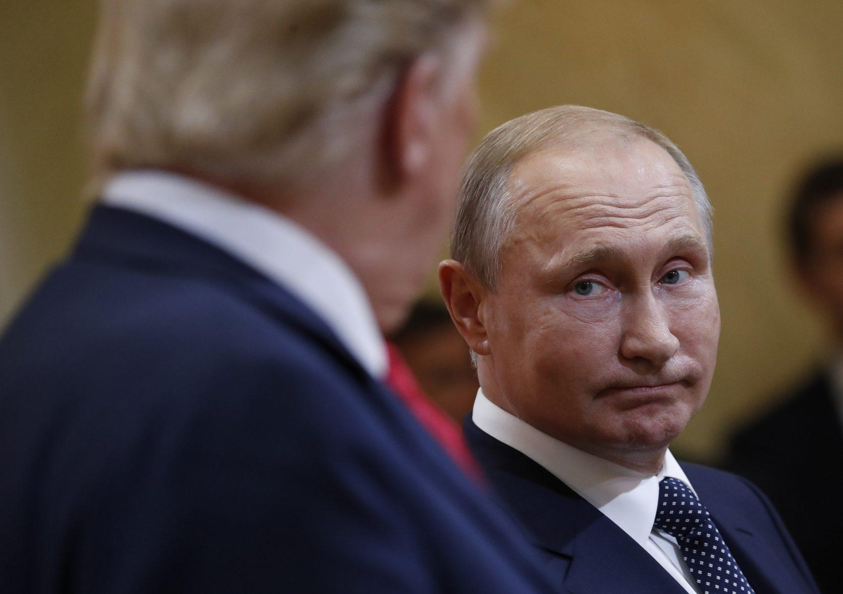 Putin summit: USA president reverses remarks on Russian meddling
