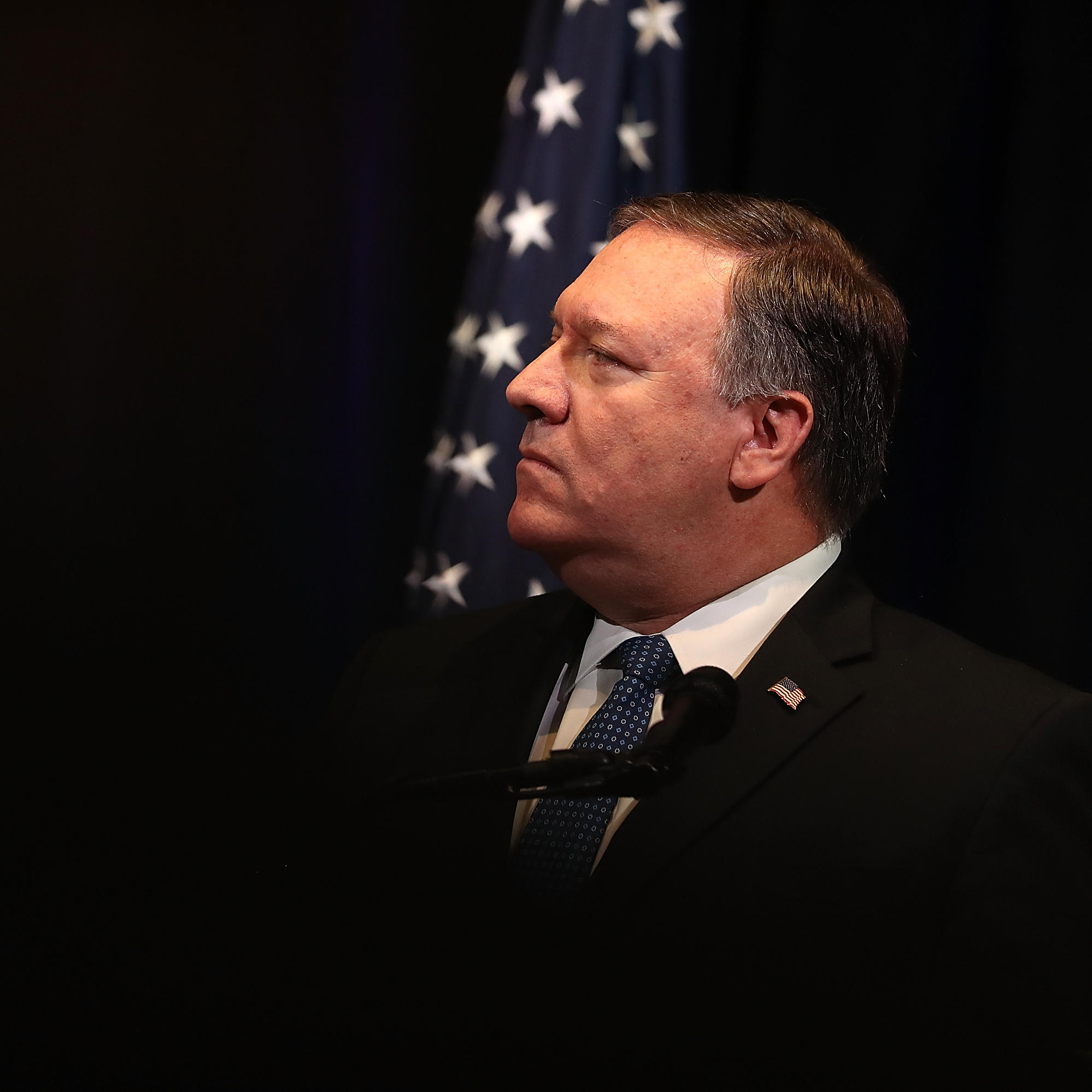 Sen. Udall: Pompeo Left Too Many Questions Unanswered About Trump, Putin