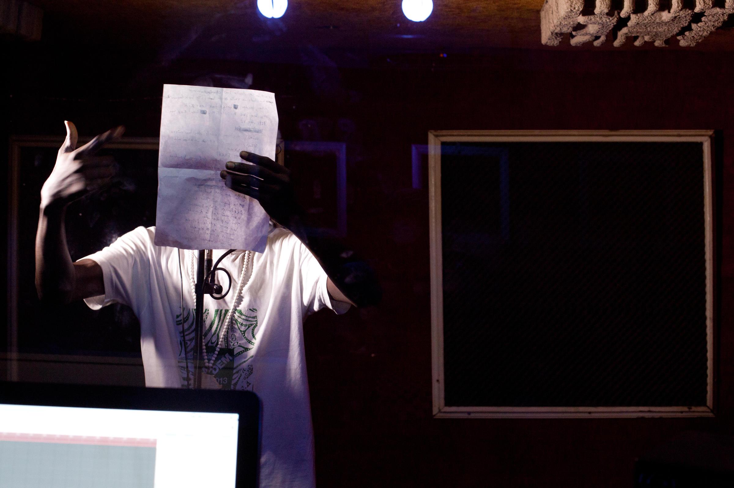 Rap City: Sweat, Hope & Hip-Hop In Dakar   KNKX