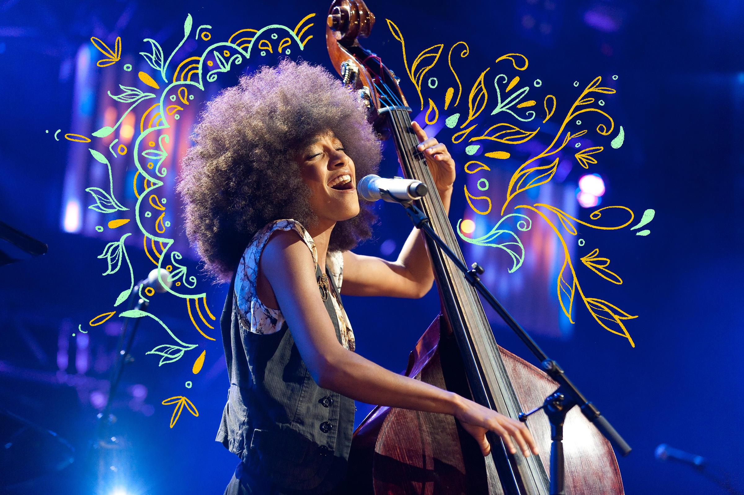esperanza spalding is the 21st century s jazz genius texas public