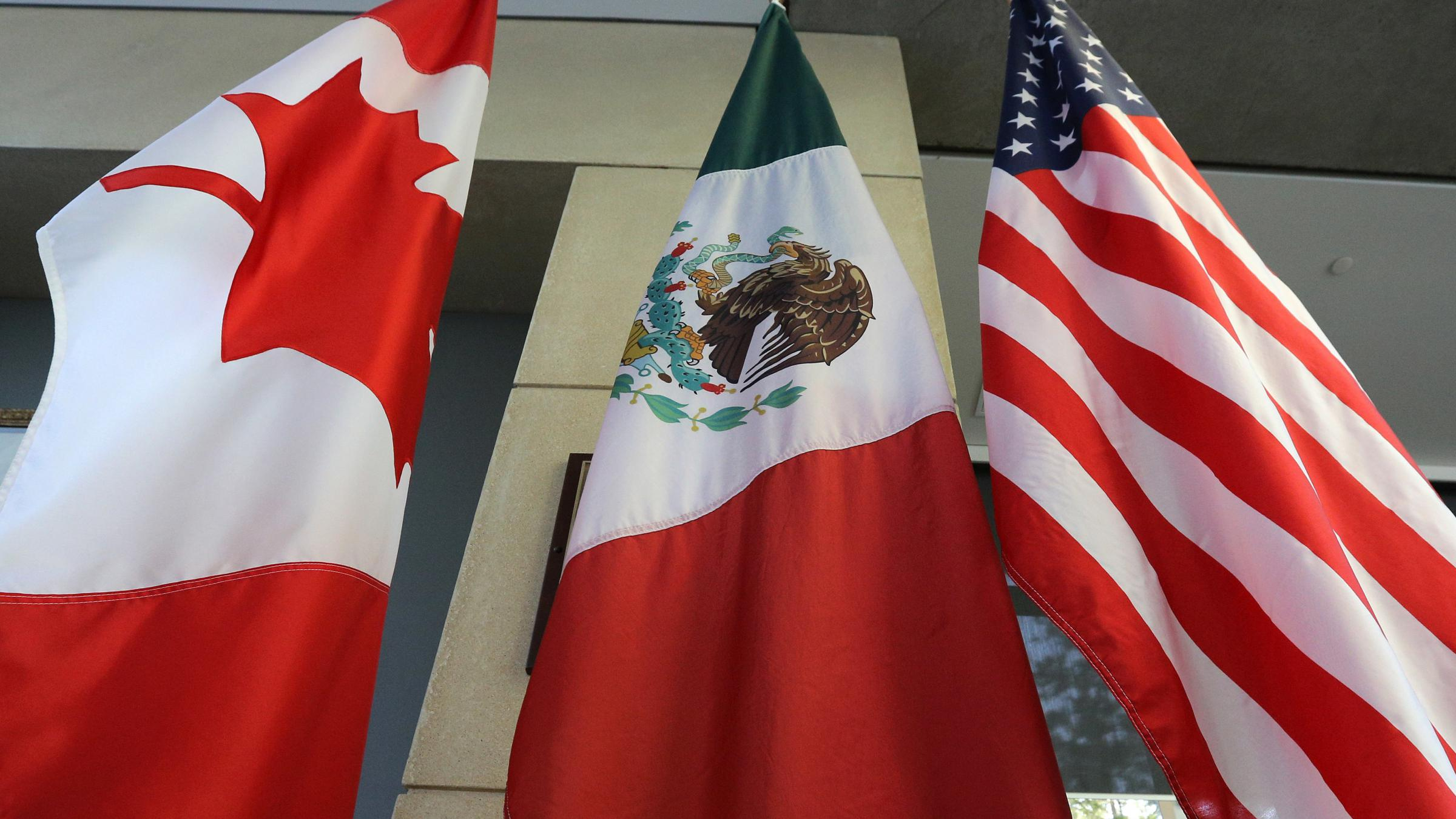 Us And Mexico Reach Trade Deal Trump Wants To Drop Nafta Name Wppb