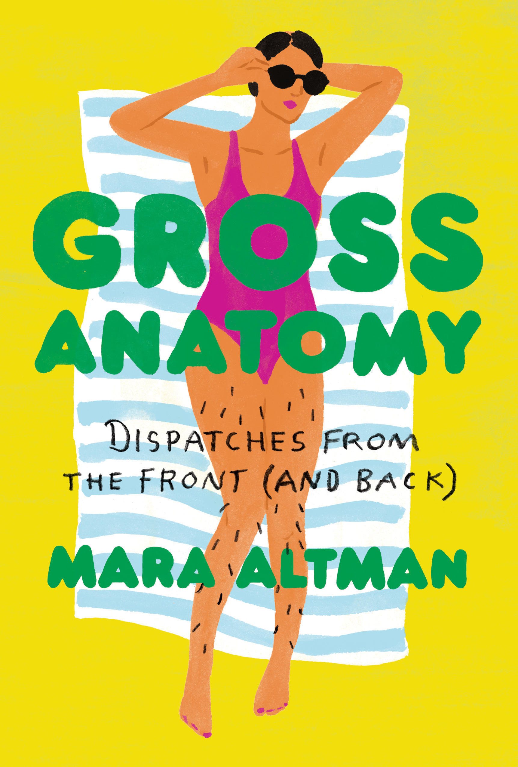 Gross Anatomy Turns Humor On Taboos About The Female Body New