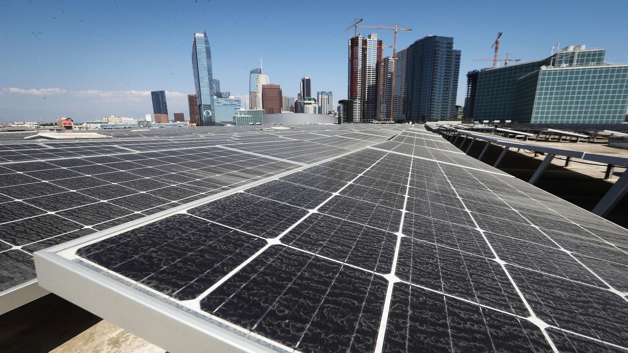 California Sets Goal Of 100 Percent Clean Electric Power By 2045 ...