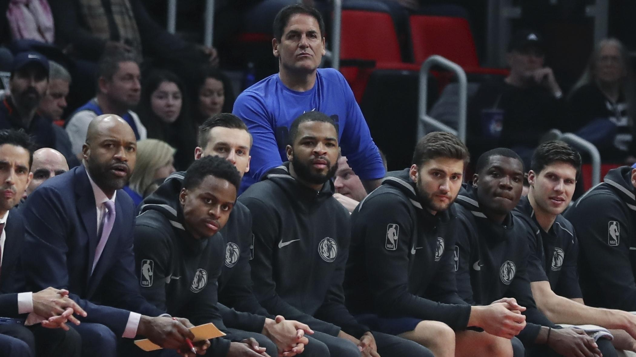 investigation into dallas mavericks reveals sexual misconduct over