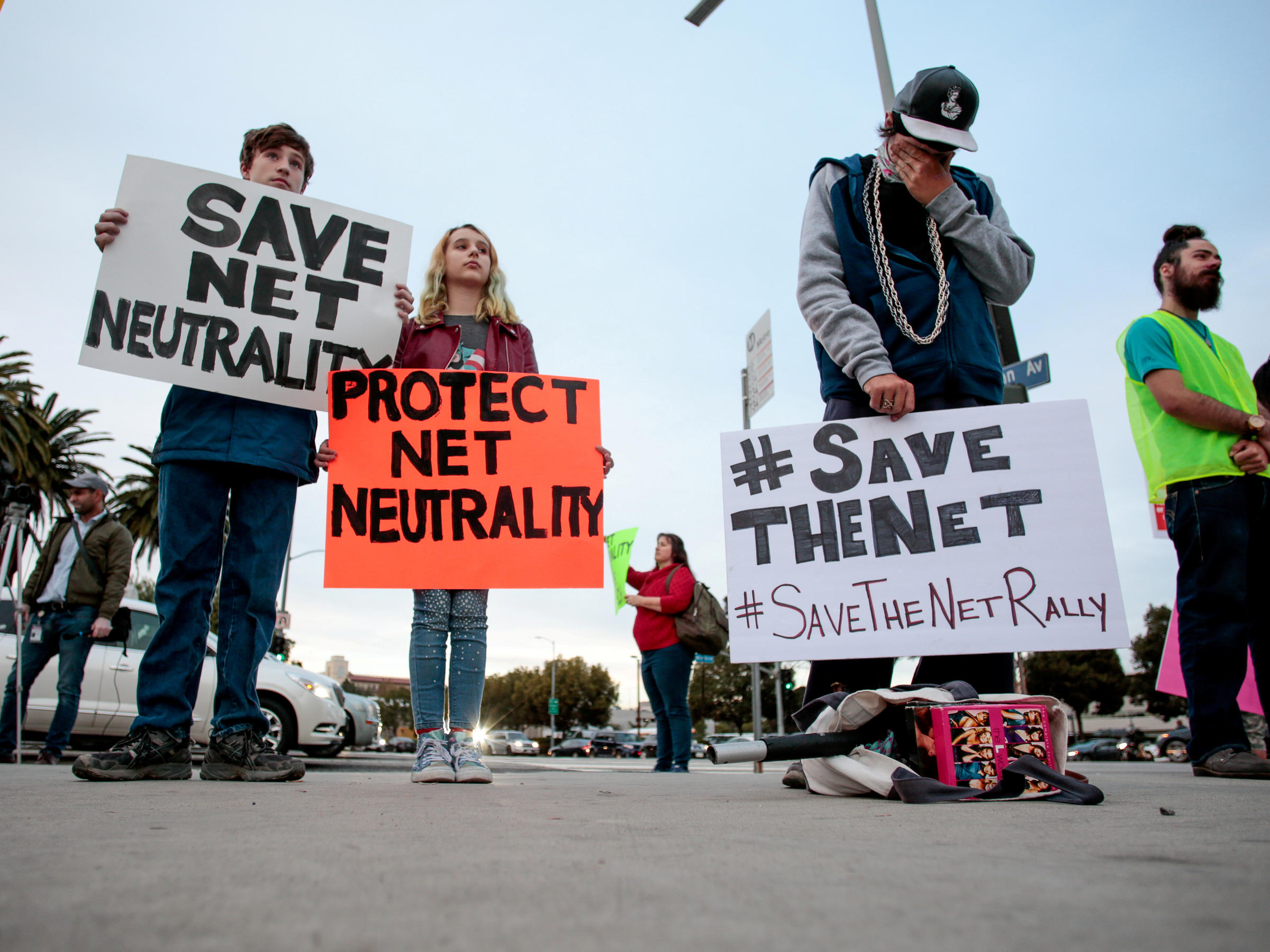 New California internet neutrality law sparks U.S. lawsuit