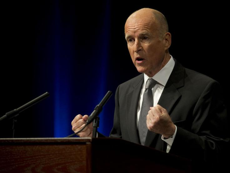 Calif. Gov. Jerry Brown signed a bill Sunday to restore net neutrality rules that were established during the Obama administration