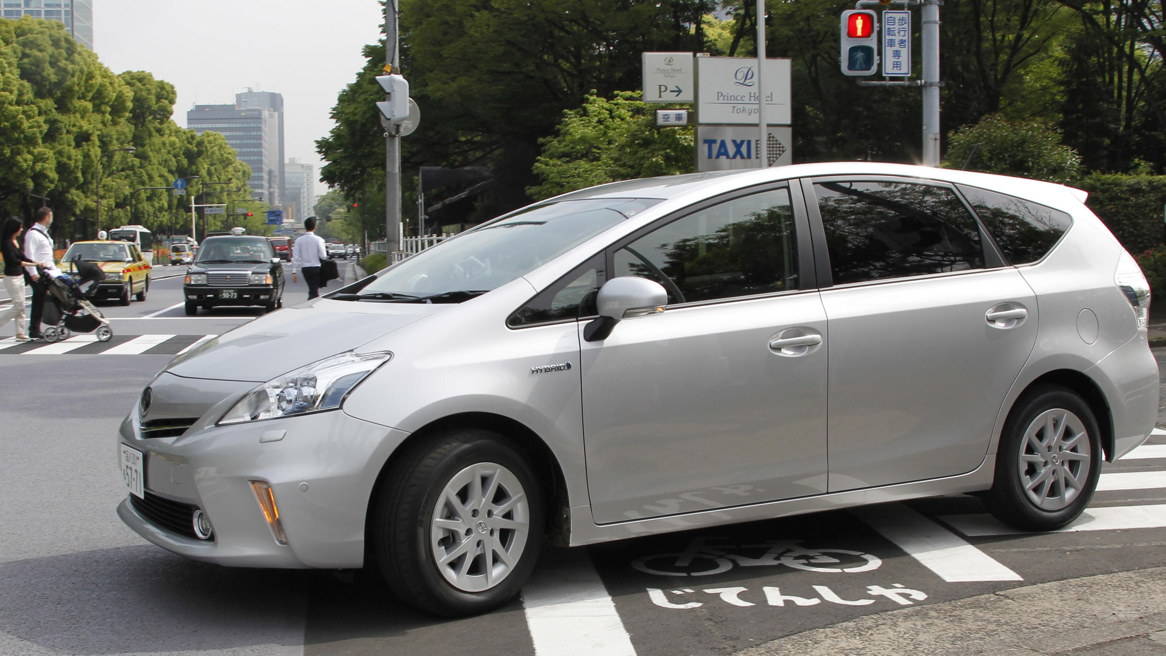 Toyota Says It Will Use A Update To Fix An Issue With Some Prius Models Saying Certain Conditions Could Result In Them Unexpectedly Stalling