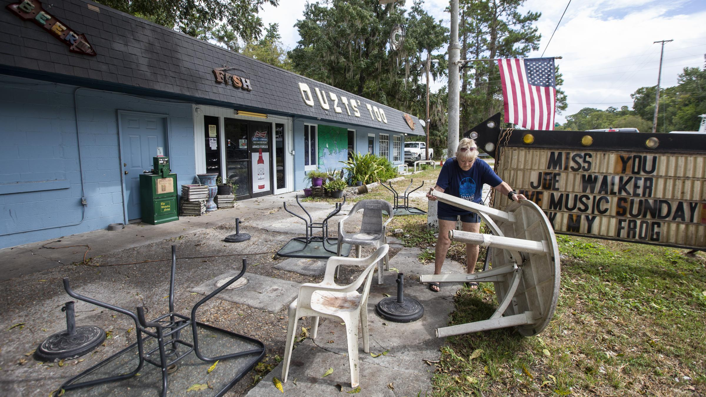 Hurricane Michael leaves trail of devastation in Florida