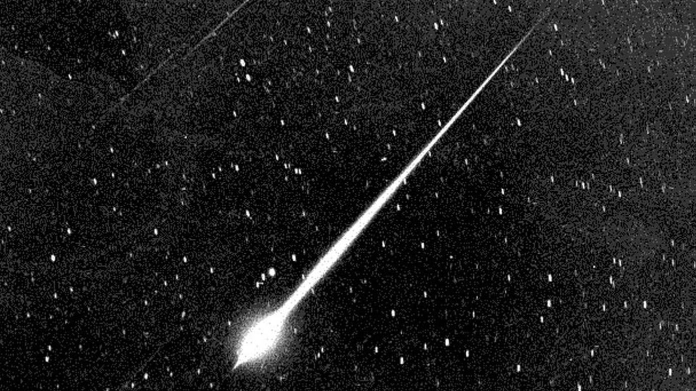 Thais urged to watch the sky for Leonid meteor shower