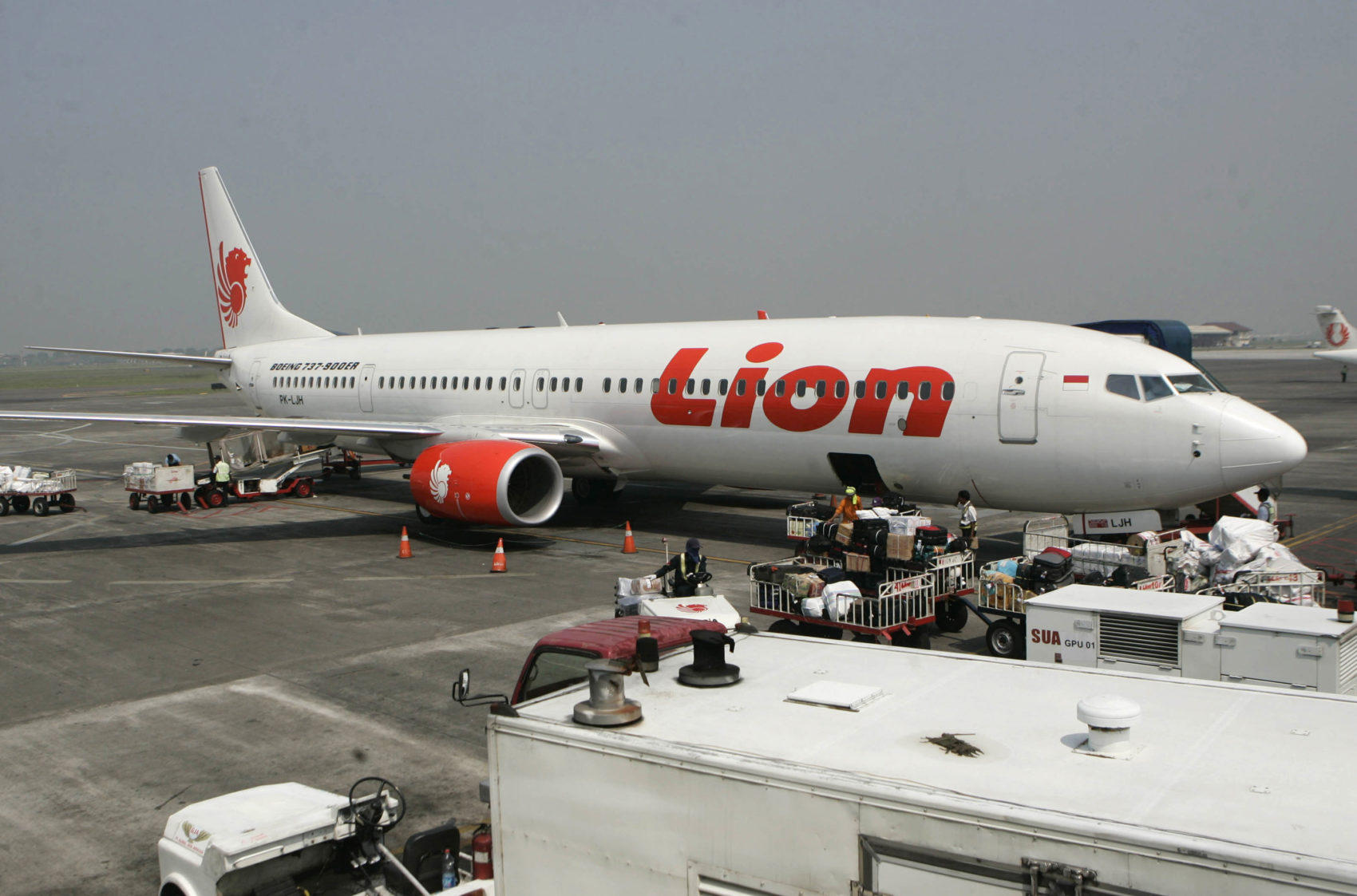 Indonesia plane crash victim's family sue Boeing