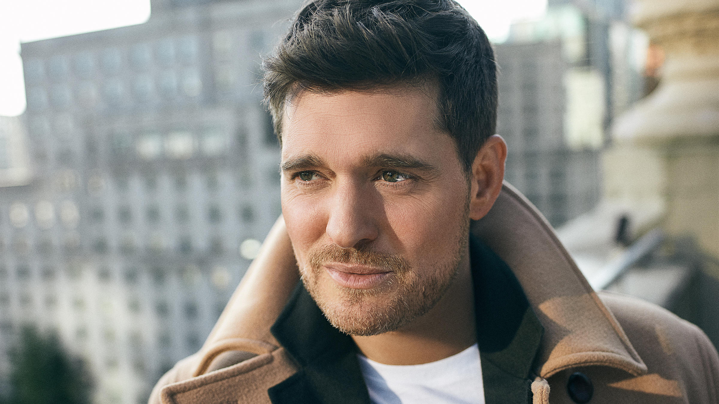 Michael Bublé Wants To Spread The \'love\' | NPR Illinois
