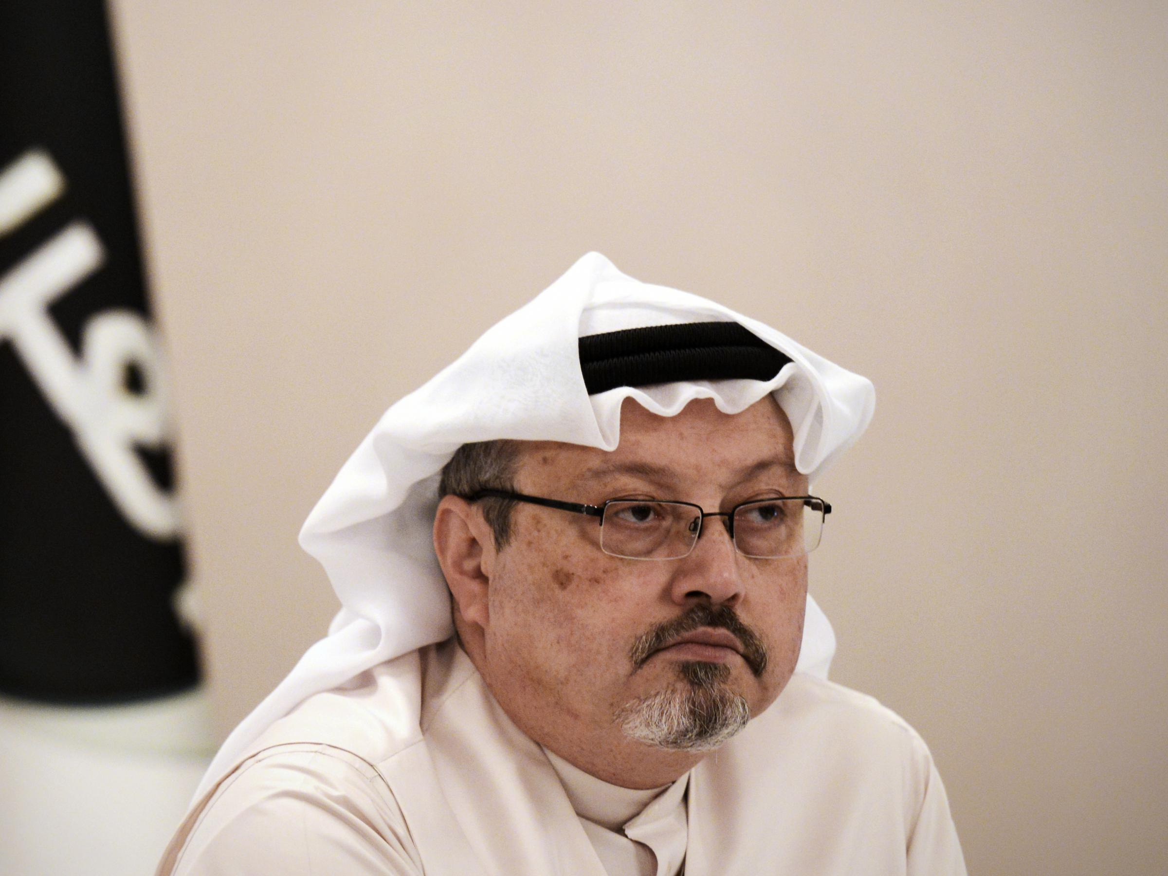 Saudi journalist Jamal Khashoggi was last seen visiting Saudi Arabia's consulate in Istanbul on Oct. 2
