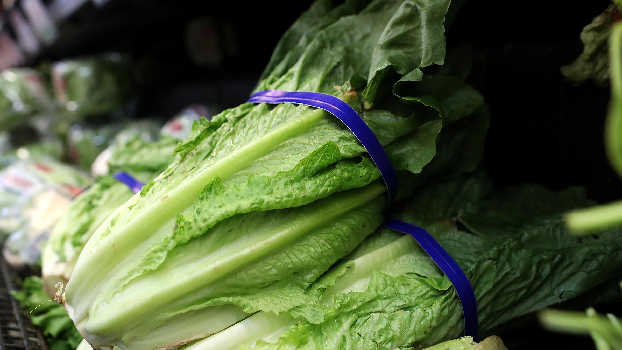 Canadian consumers warned of outbreak of E. coli connected to romaine lettuce