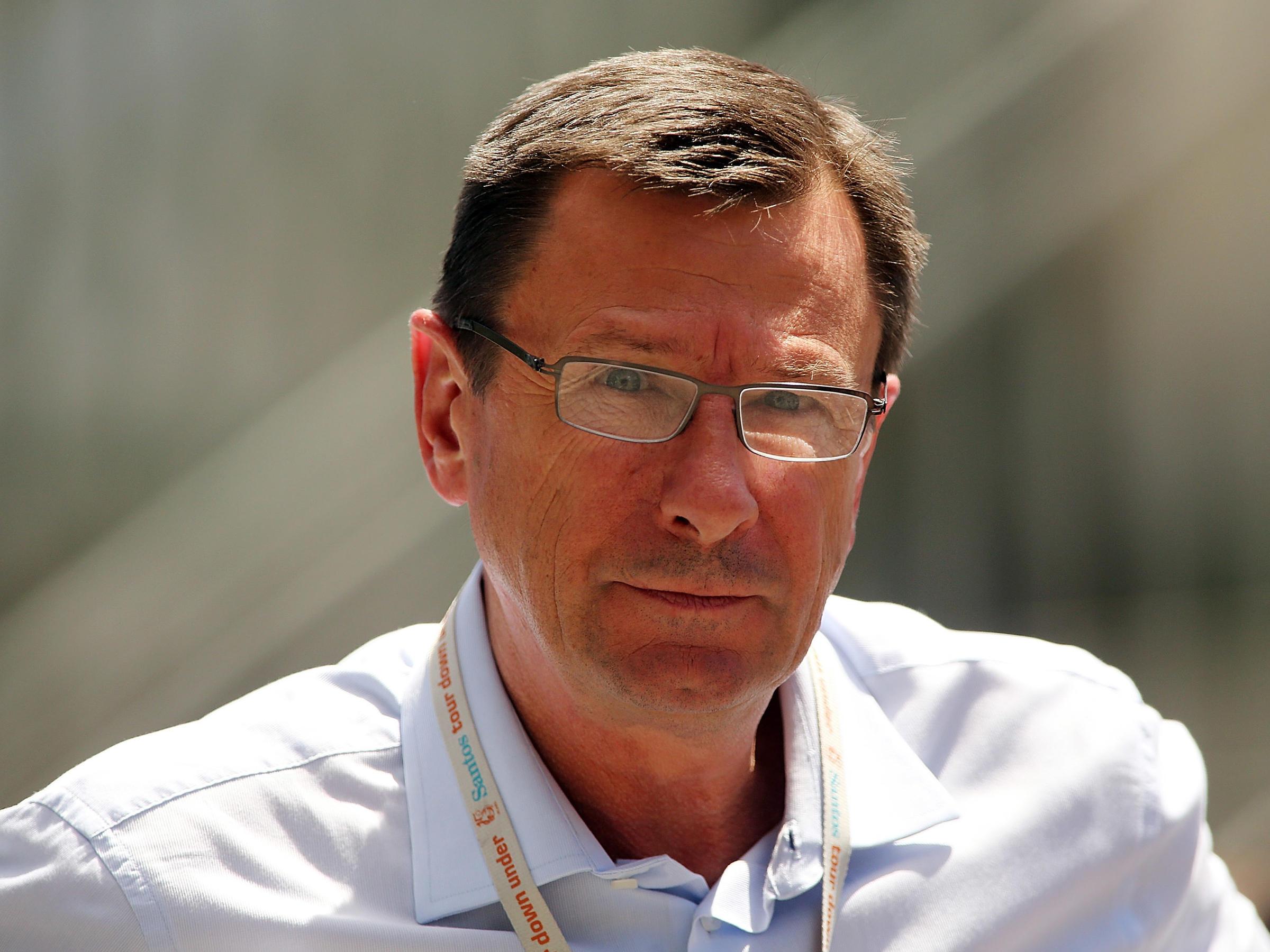 Former British champion Sherwen dies aged 62