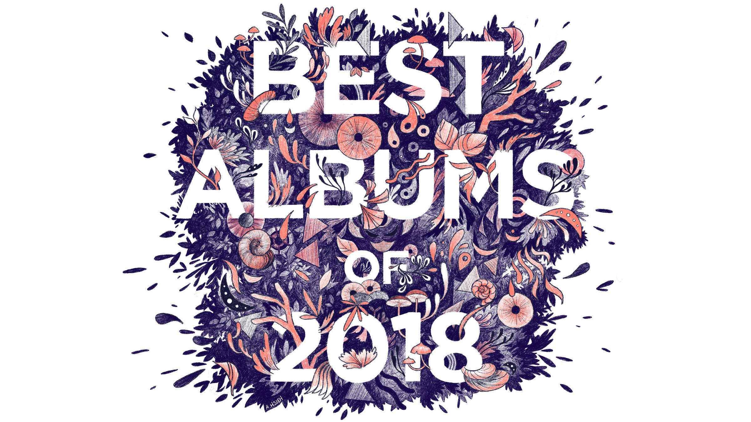 Npr Best Albums 2020 The 50 Best Albums Of 2018 | Iowa Public Radio