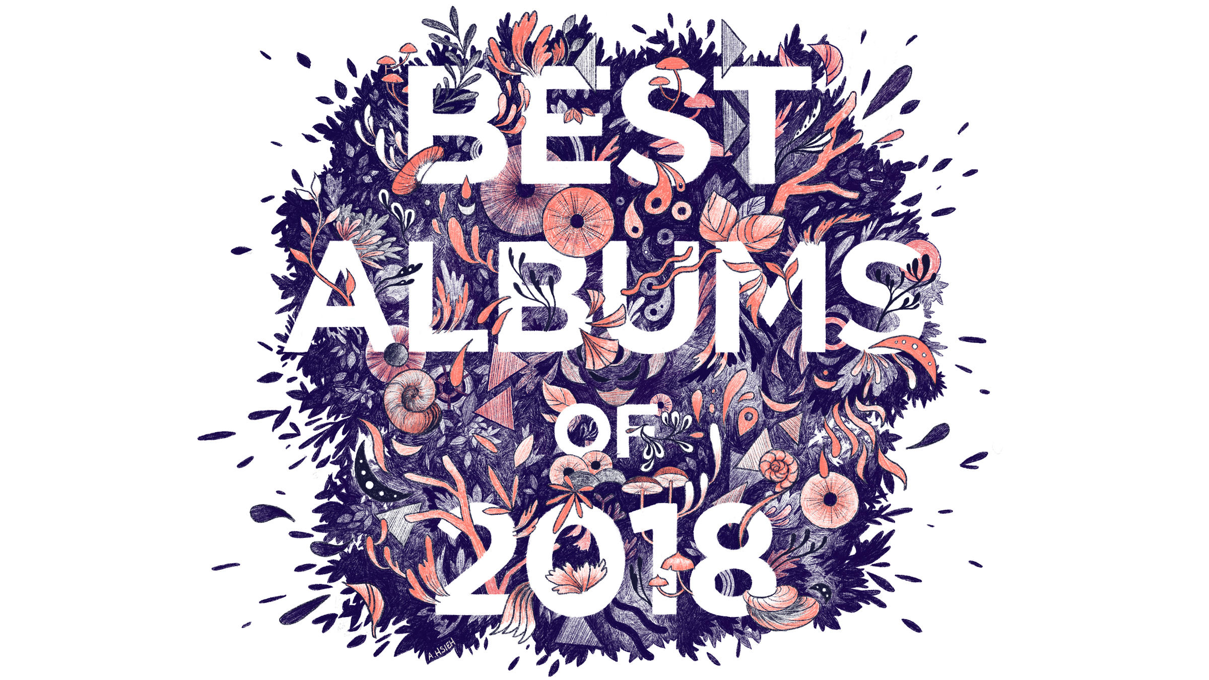 The 50 Best Albums Of 2018 Npr Illinois