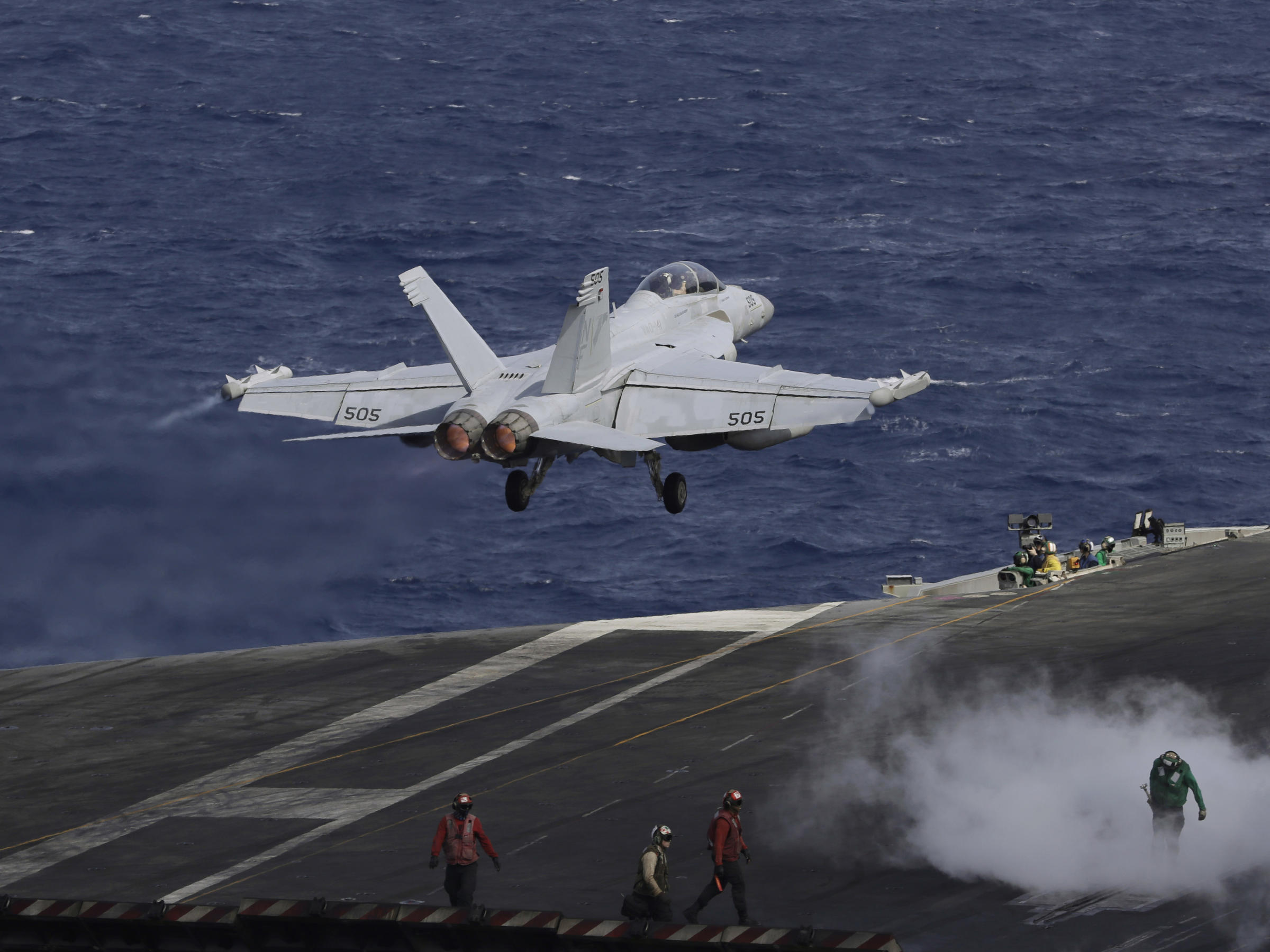 Two US Marine Aircraft Collide While Refueling Off Japan