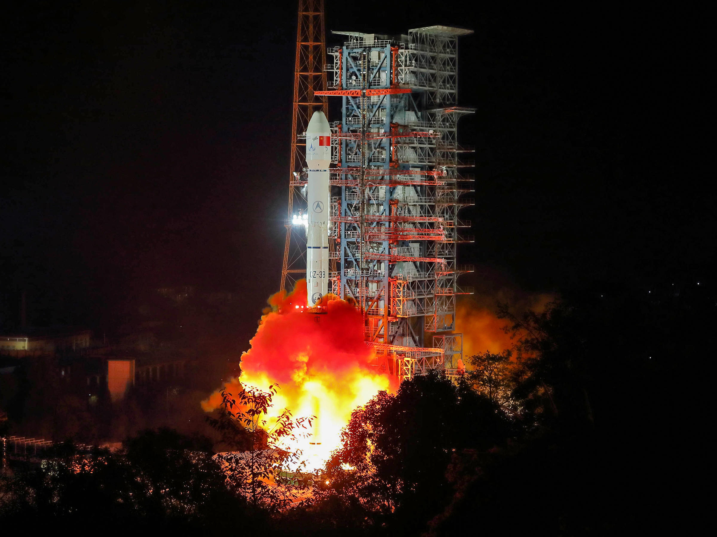 China launches probe to explore dark side of Moon