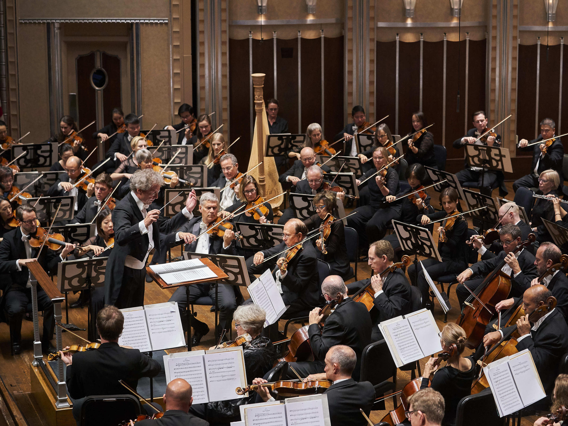 cleveland orchestra at 100: the heartland band with the world class