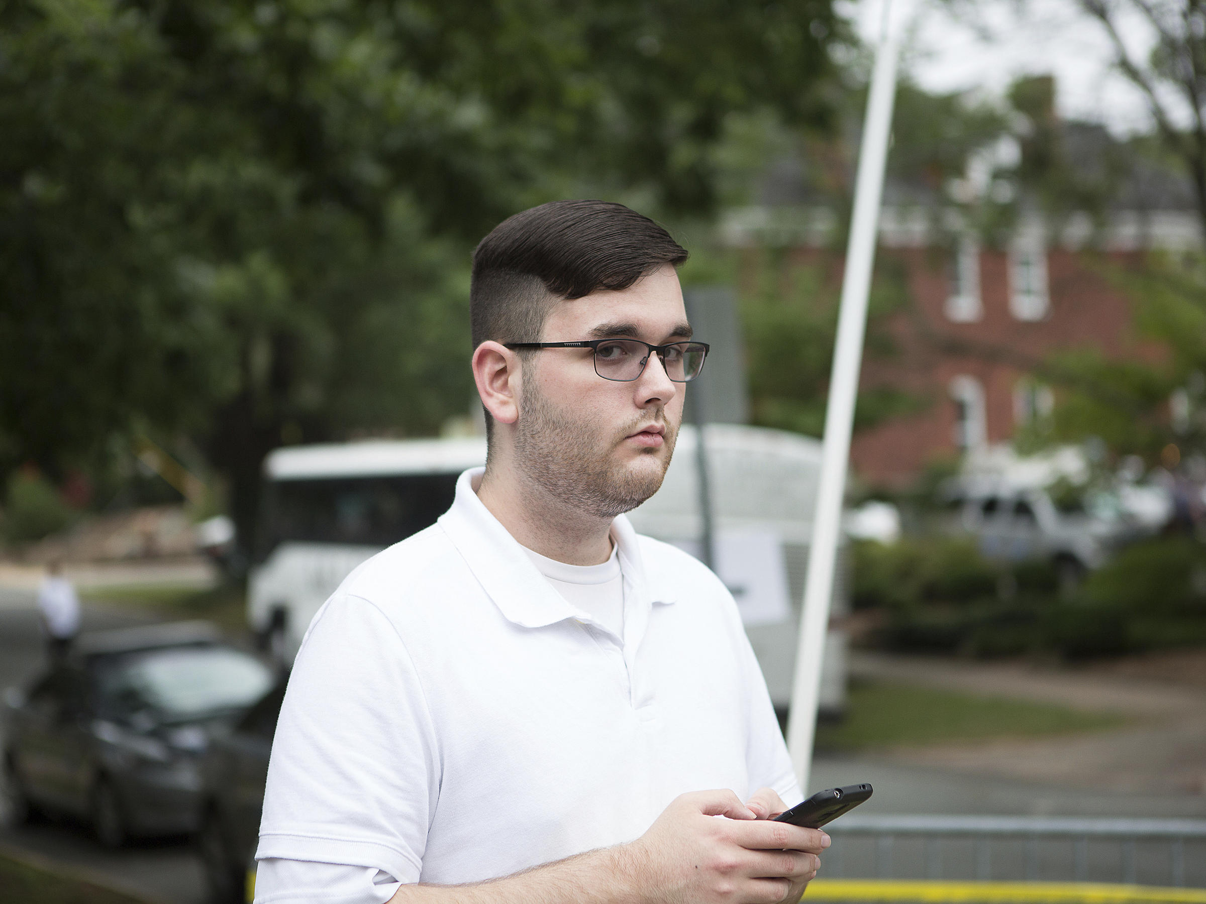 Jury recommends life in prison plus 419 years for Charlottesville car attacker