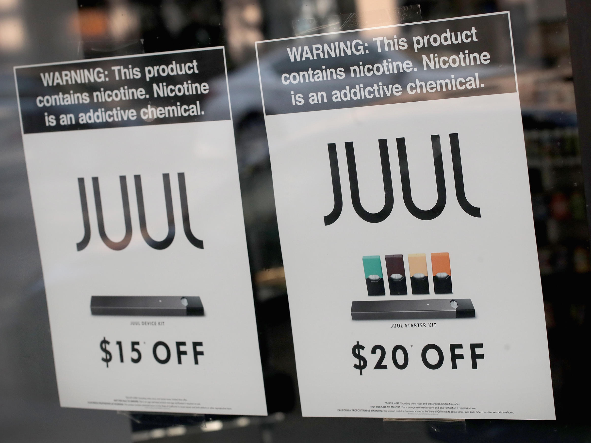 Average Juul Employee Is About to Be a Millionaire