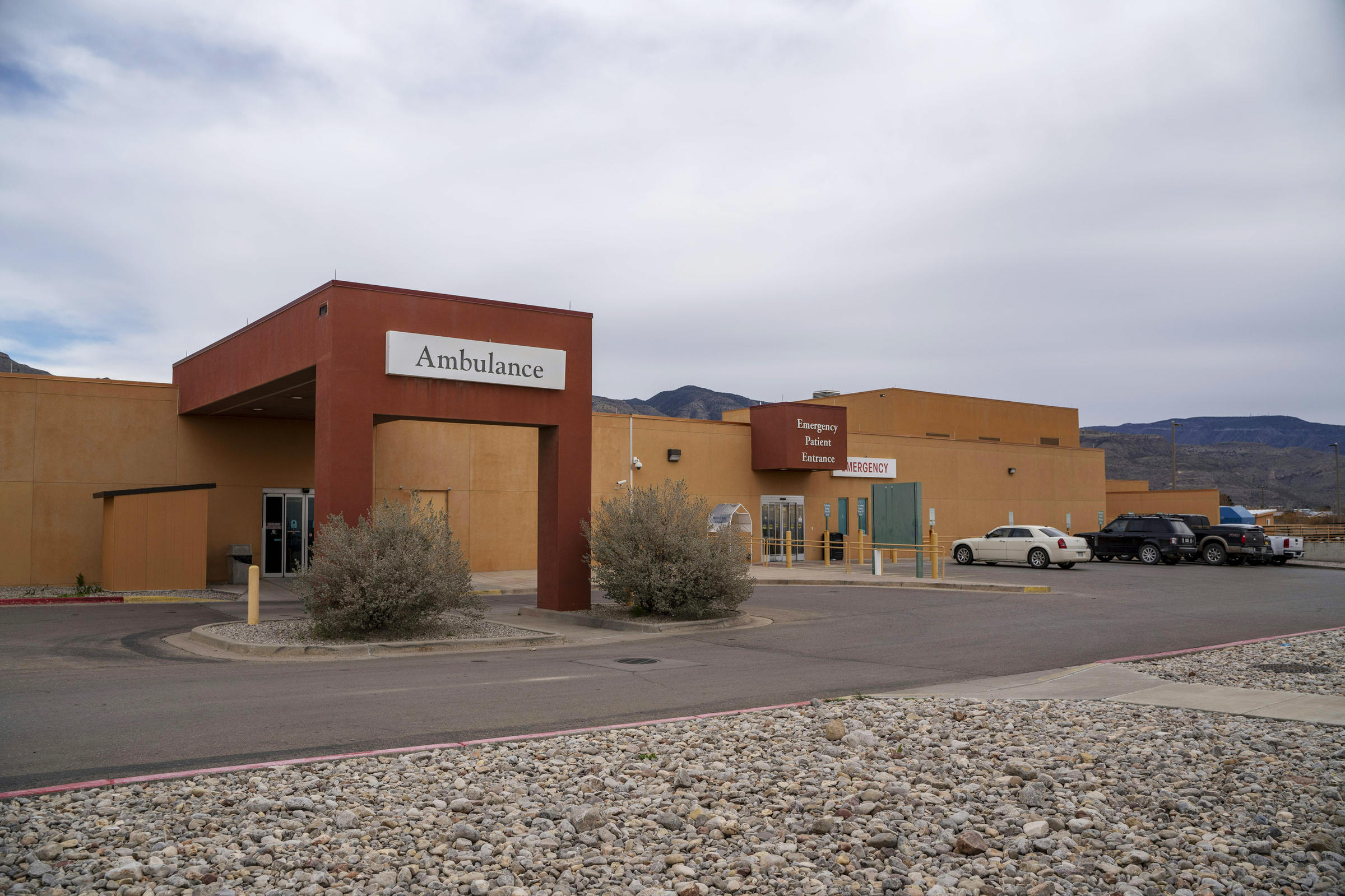 gerald champion regional medical center in alamogordo new mexico where an 8 year old boy from guatemala died in government custody on monday us customs