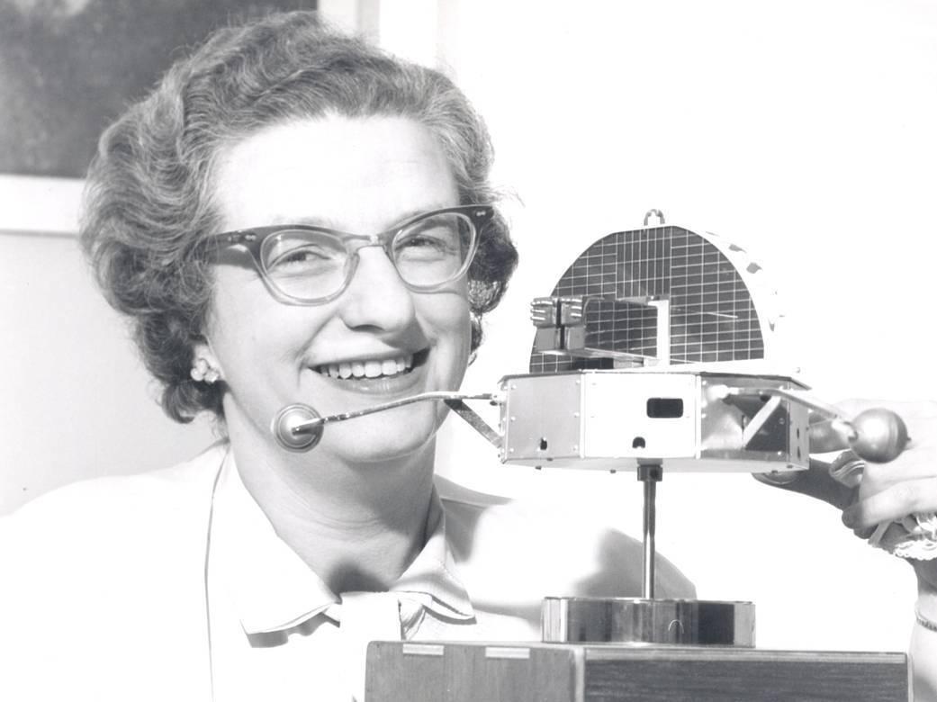 Nancy Grace Roman passes away aged 93