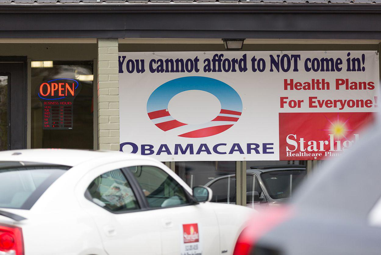 Democratic attorneys general appeal ruling that struck down Affordable Care Act