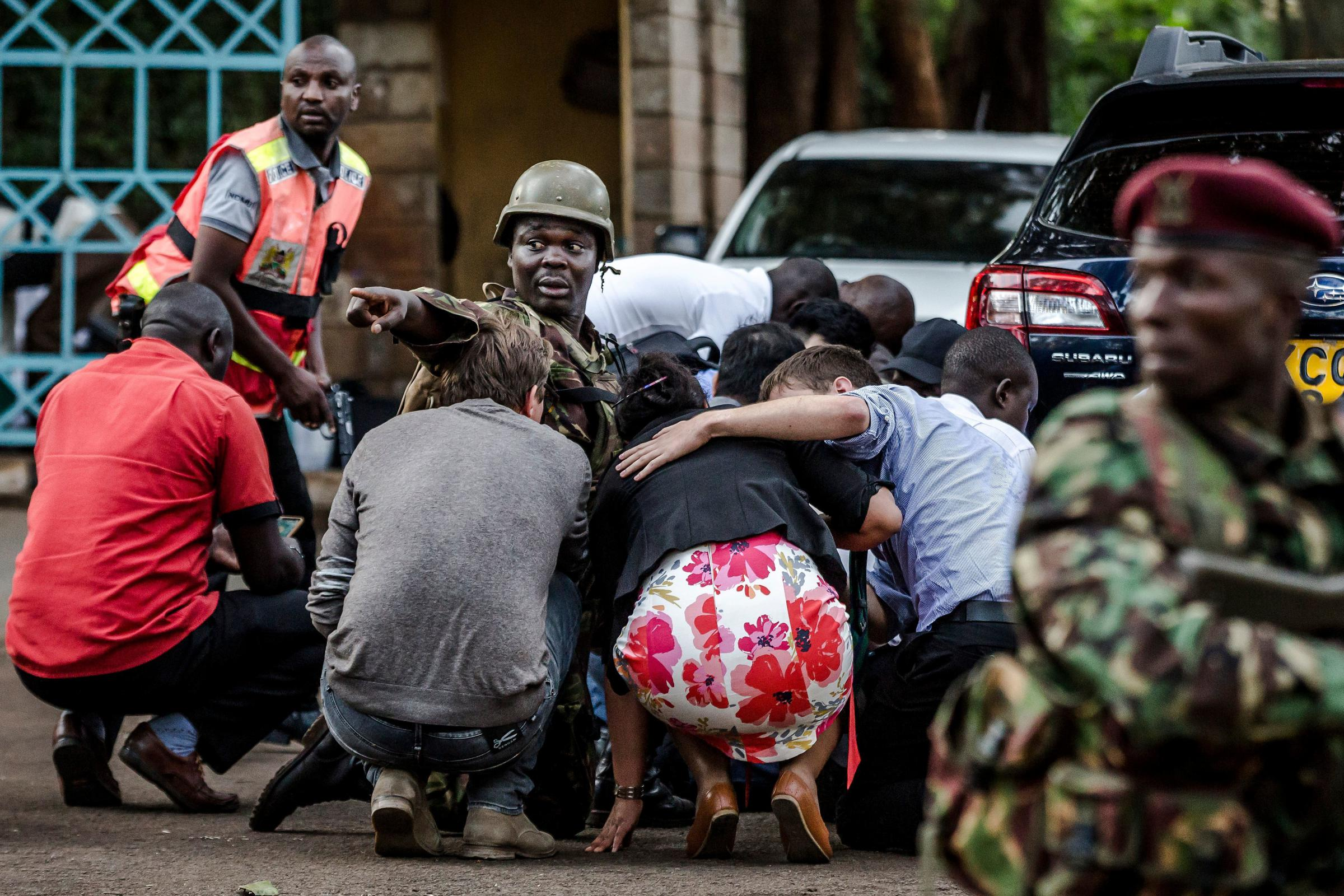 Nairobi Rocked By Explosions, Gunfire In Attack Claimed By Al-Shabab Militants