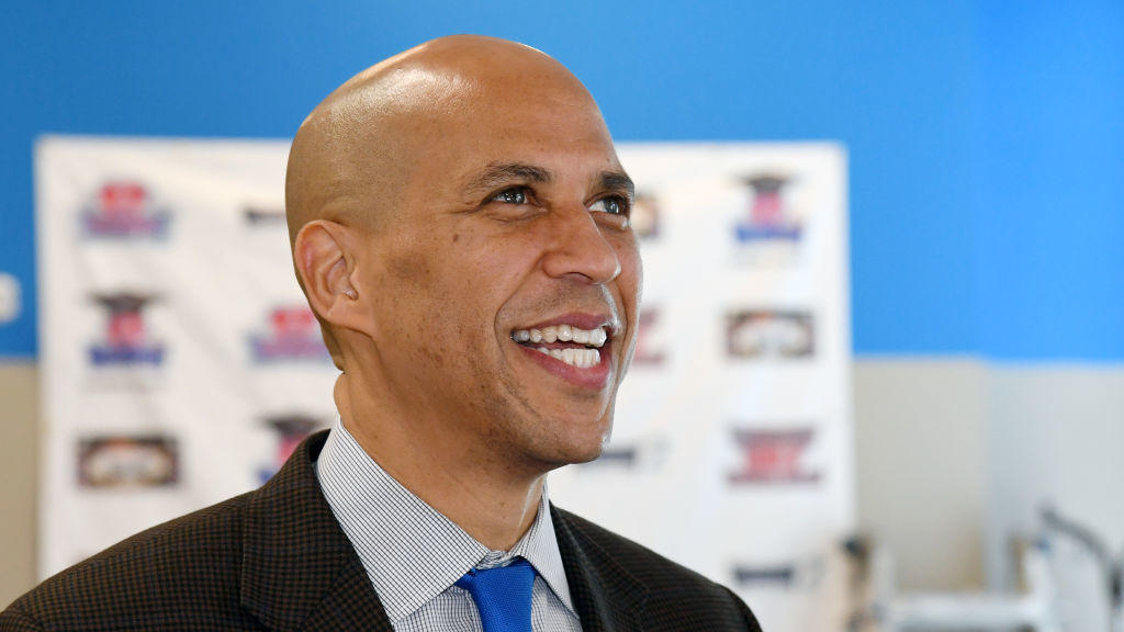 b731f95b365 Cory Booker Makes It Official  He s Running For President In 2020 ...