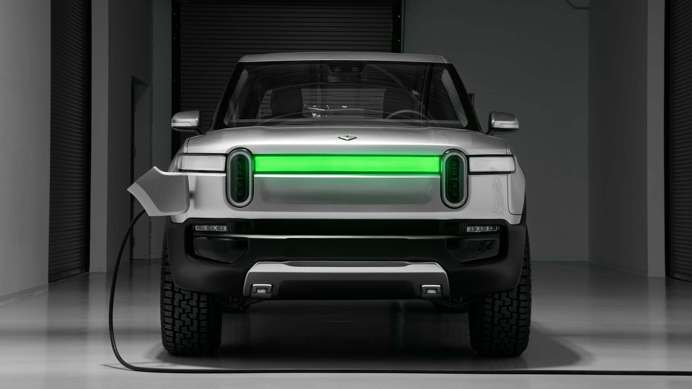 Rivian, a startup, plans to make battery-powered trucks and SUVs in a former auto plant in central Illinois.